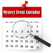 Mystery Event Calendar