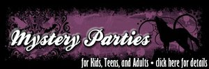 Mystery Parties for Kids, Teens, and Adults