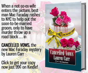 Cancelled Vows by Lauren Carr