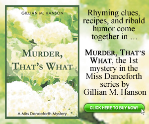 Murder, That's What by Gillian M. Hanson
