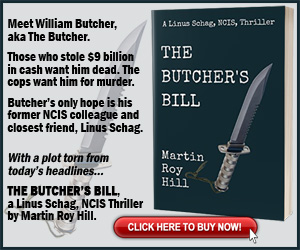 The Butcher's Bill by Martin Roy Hill