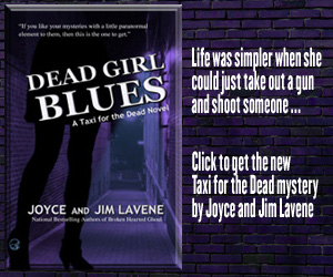 Dead Girl Blues by Joyce and Jim Lavene