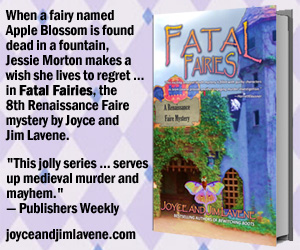 Fatal Fairies by Joyce and Jim Lavene