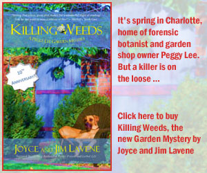 Killing Weeds by Joyce and Jim Lavene