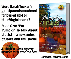 Give Em Pumpkin To Talk About by Joyce and Jim Lavene