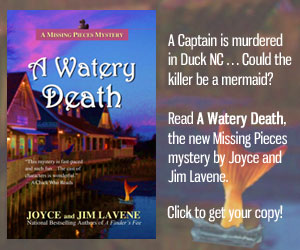 A Watery Death by Joyce and Jim Lavene