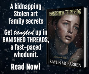 Banished Threads by Kaylin McFarren