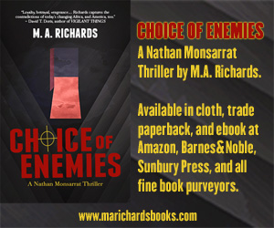 Choice of Enemies by M. A. Richards