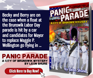 Panic Parade by Leon Shure