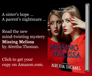 Missing Melissa by Alretha Thomas