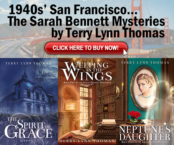 The Sarah Bennett Mysteries by Terry Lynn Thomas