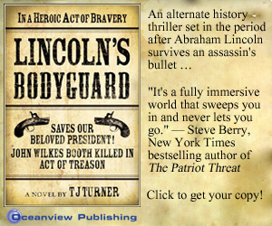 Lincoln's Bodyguard by TJ Turner