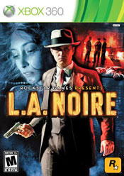 L.A. Noire (Xbox 360; also for PlayStation 3)