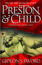 Gideon's Sword by Douglas Preston and Lincoln Child