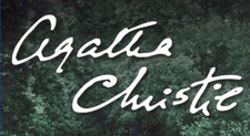 Agatha Christie (signature logo)