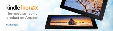 All-New Kindle Fire HDX 7 in. Tablet