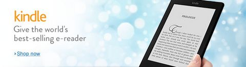 The Amazon Kindle: The Bestselling e-Reader