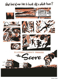 The Score by Darwyn Cooke (IDW)