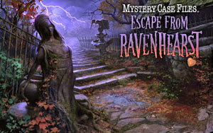 Escape from Ravenhearst (Big Fish Games, 2011)