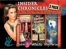Insider Chronicles: A New Perspective on Mystery (Windows PC)