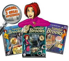 Natalie Brooks: Triple Trouble (Windows PC)
