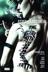The Girl with the Dragon Tattoo Graphic Novel (Vertigo/DC Comics)