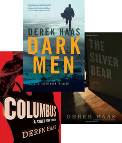 The Silver Bear Trilogy by Derek Haas