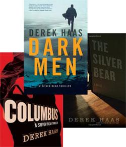 The Silver Bear Trilogy by Derek Haas