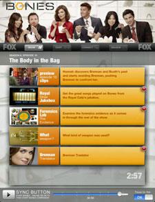 Bones App for iPad
