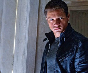 Jeremy Renner as Aaron Cross, The Bourne Legacy