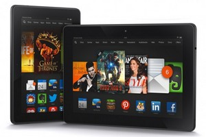 Kindle Fire HDX Family