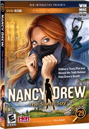 Nancy Drew 29: The Silent Spy