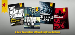 Stockholm Text Crime Novelists