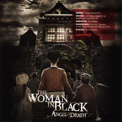 The Woman In Black: Angel of Death (2013)