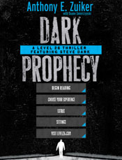 Dark Prophecy by Anthony E. Zuiker for iPad