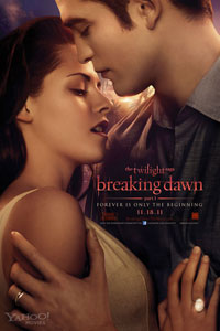 Breaking Dawn Part I Poster 1 2011