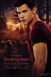 Breaking Dawn Part I Poster 2 2011