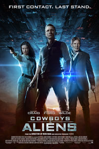 Cowboys & Aliens (International, 2011)