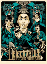 Detective Dee And The Mystery Of The Phantom Flame (2011)