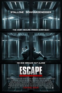 Escape Plan (October 2013)