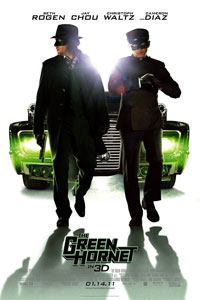 The Green Hornet (2011)