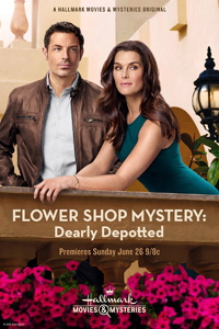 Flower Shop Mystery: Dearly Depotted (Hallmark)