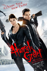 Hansel and Gretel, Witch Hunters (January 2013)