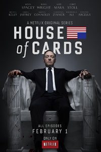 House of Cards (Netflix, February 2013)