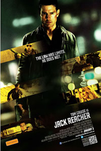 Jack Reacher (Australia, January 2013)