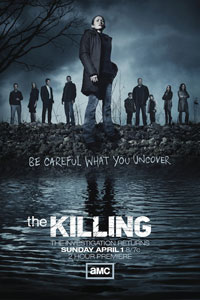 The Kiling Season Two (AMC, 2012)