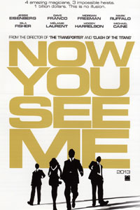 Now You See Me (June 2013)