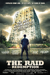 The Raid: Redemption (2012)