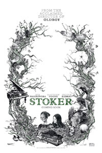 Stoker (March 2013)