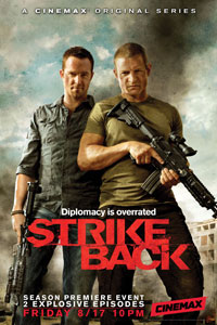 Strike Back Season 2 (Cinemax, August 2012)